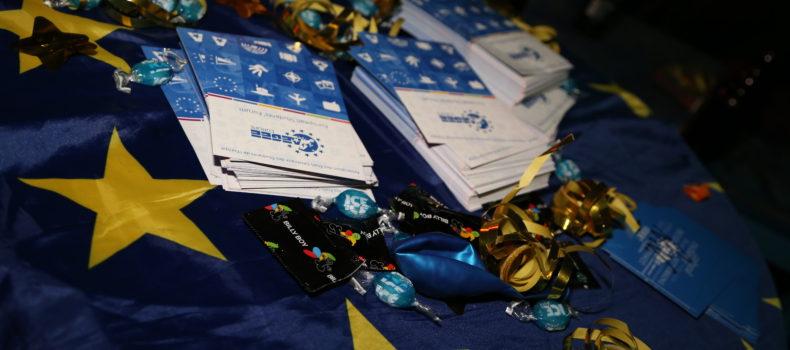 "AEGEE Party ""Borderless Europe"""