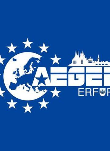 AEGEE – Borderless Europe 2.0 – EBurg Erfurt