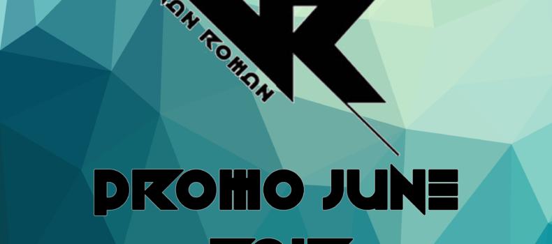 Van Roman – Promo Set Juni 2017