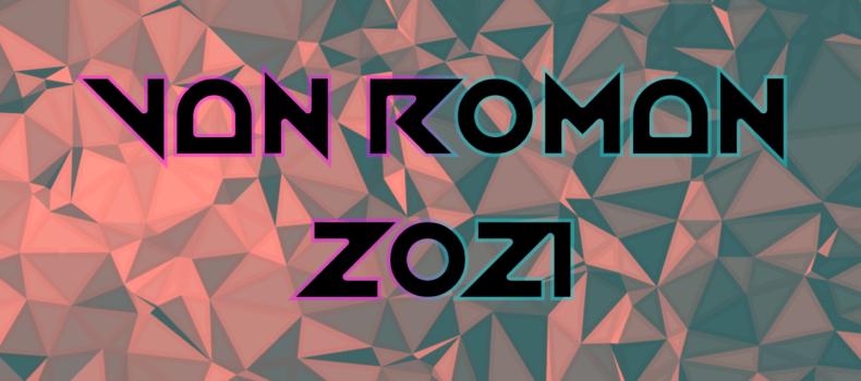 Van Roman Start Saison 2021